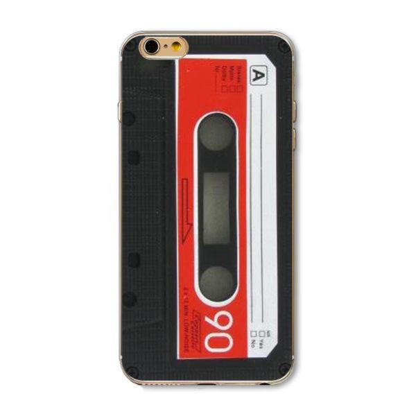 san francisco 244dd 9c470 Designer iPhone 6s Cases | Creative Red Retro tape