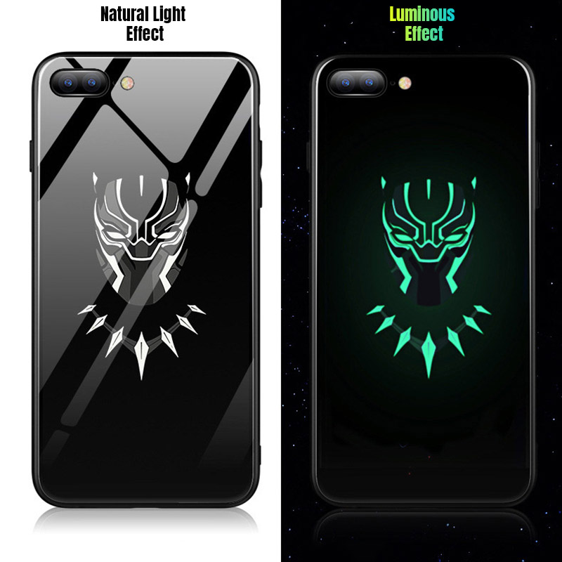 Luminous phone case