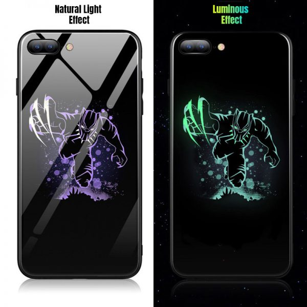 iPhone 6 light up case