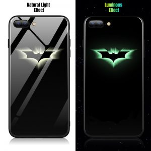 Marvel Batman illuminate case