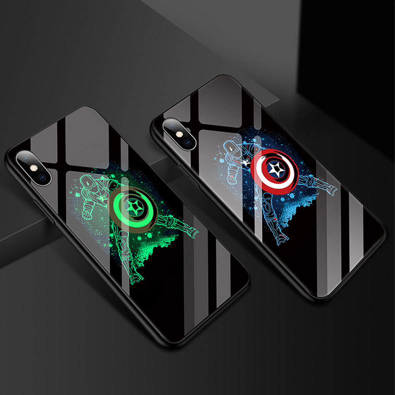 light up cell phone case