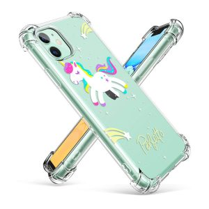 Shockproof case iPhone X clear phone back cover