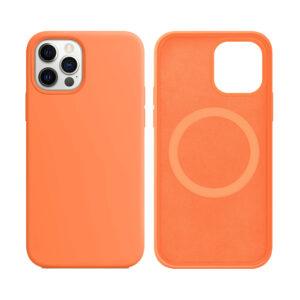 iPhone 12 Mini MagSafe silicone case